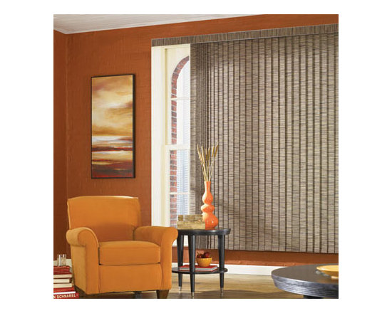 Graber Fabric Vertical Blinds -