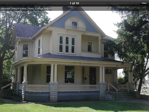 Victorian suggestions for exterior paint colors - Victorian farmhouse style paint ...