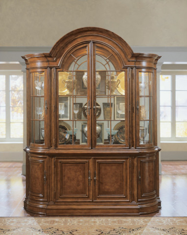 Villa Cortina Complete China Cabinet traditional-bathroom-vanities-and-sink-consoles