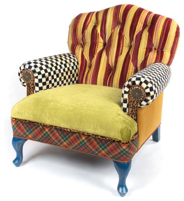 The Royals Club Chair