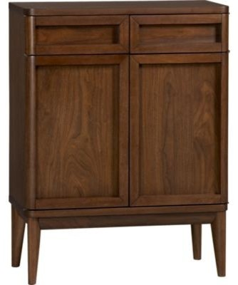 Oslo Bar Cabinet contemporary-wine-and-bar-cabinets