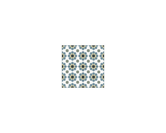 Morrish - 8x8 Cement Tile