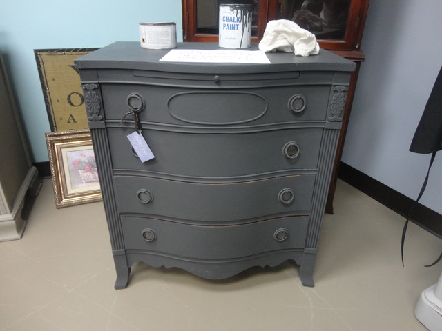 Annie sloan chalk paint furniture pieces modern for Sideboard yannick