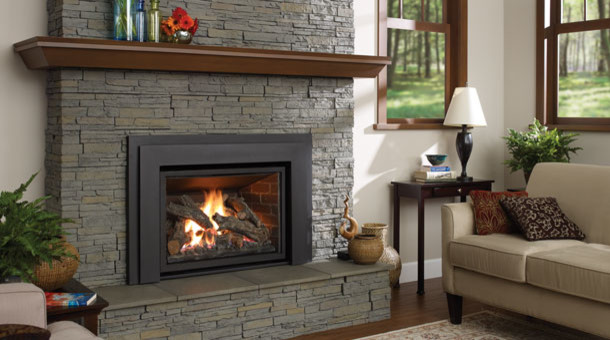 Regency Gas Inserts Traditional Indoor Fireplaces Philadelphia By Estates Chimney Sweep