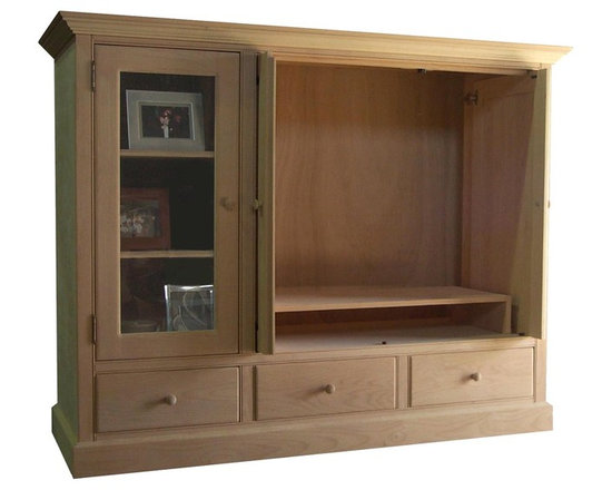 Furniture - Entertainment Centers -