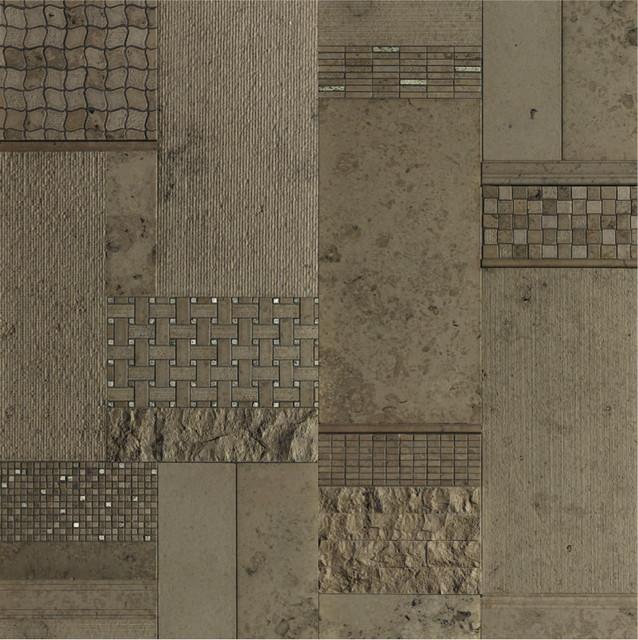 Stone Surfaces modern-tile