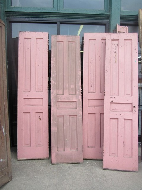 Salvaged doors traditional interior doors nashville for Recycled interior doors