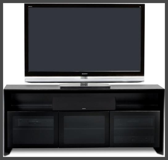 BDI - Casata 2823 Console & Home Theater Cabinet - Modern - Media Storage - by 2Modern