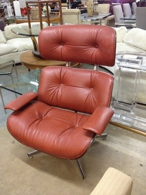 Mid Century Consignments Dallas modern-chairs