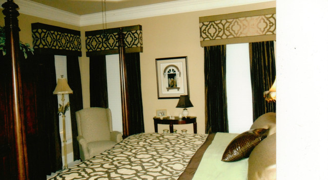 Window Treatments by Draperies By Townes