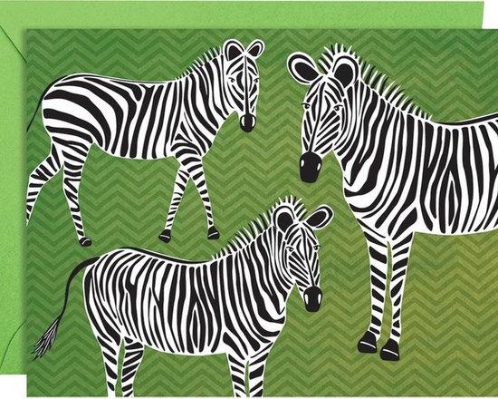 Zebras A2 Stationery -