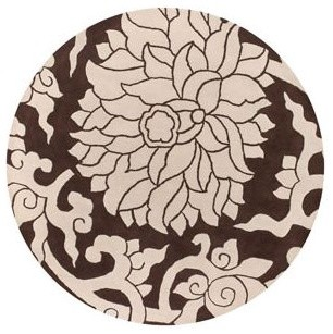 Blossom Tufted Pile Rug modern-rugs