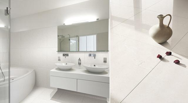 Eleganza Tiles Crystal Polished Porcelain contemporary-floor-tiles