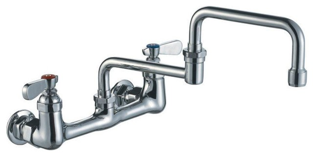 ... Laundry Faucet in Polished Chrome contemporary-utility-sink-faucets