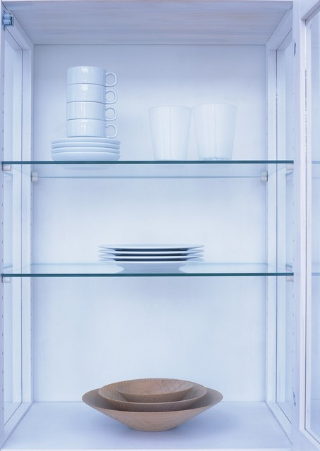 Glass Shelves - Modern - Display And Wall Shelves - dc metro - by ...