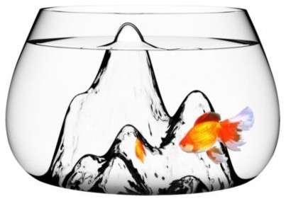 Glasscape Fishbowl by Aruliden pet-supplies