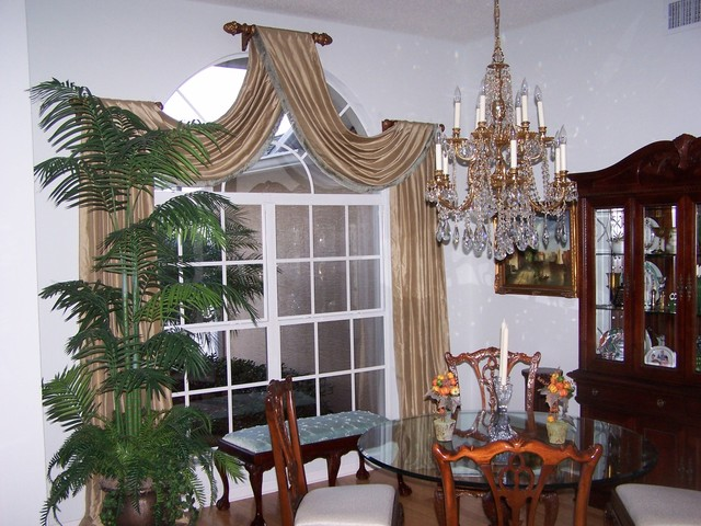 Custom Window Treatments by Creative Design Team  curtains