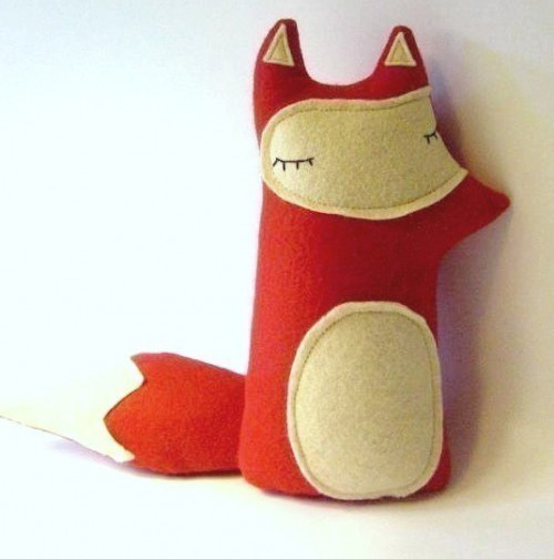 Liam the Sleepy Woodland Fox by Sleepy King contemporary kids toys