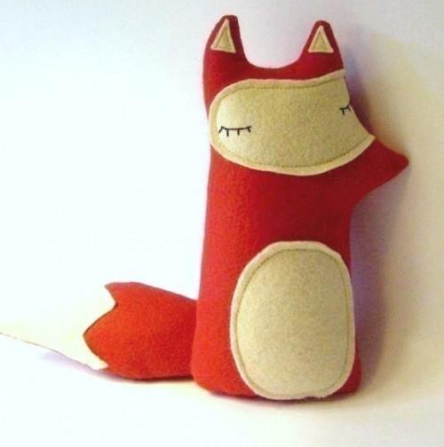Liam the Sleepy Woodland Fox by Sleepy King contemporary-kids-toys