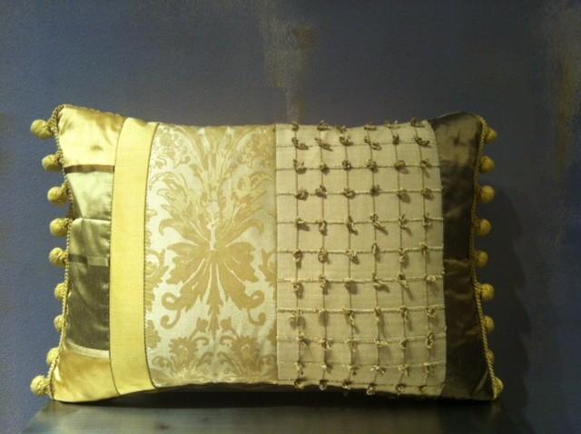 IO Cushions traditional-home-decor