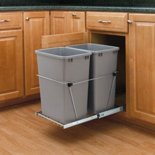 Pull Out Trash Can for Home