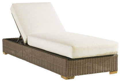 Sutton Chaise traditional-outdoor-chaise-lounges