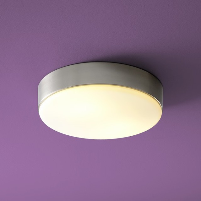 Oxygen lighting journey ceiling flush mount light fixture - Flush mount bathroom ceiling lights ...
