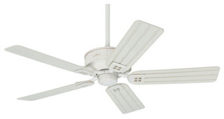 Hunter Orchard Park 52 5 Blade Outdoor Ceiling Fan Blades Included Beach Style Ceiling