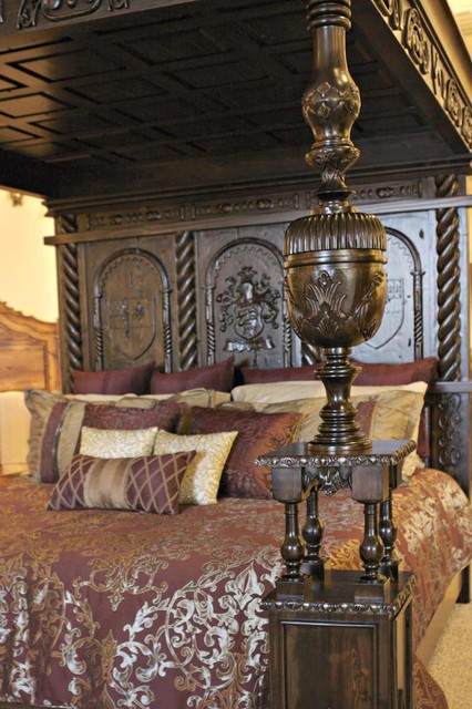 Bedroom Furniture eclectic-beds