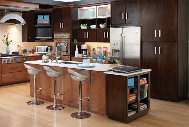 Armstrong Product Line - In Maple contemporary