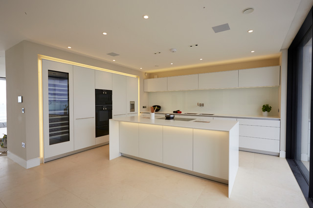 A Bulthaup Kitchen Fit For Sandbanks Contemporary South East