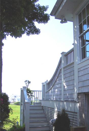 Shoreline Residence traditional-exterior