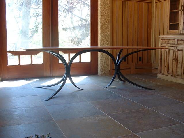 Custom Metal Work - Furniture dining-tables