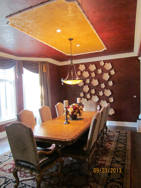 Dining Rooms transitional-dining-room