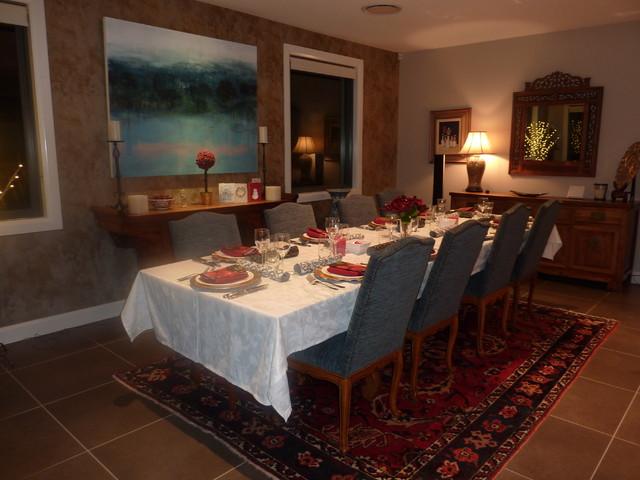 Harden Avenue, Northbridge traditional-dining-room