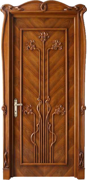 French Antique Interior Doors - Hand Made in Italy - Traditional - Windows And Doors - miami ...