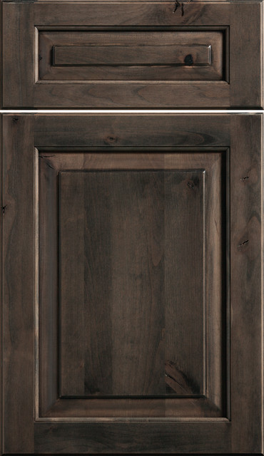 Dura supreme cabinetry kendall cabinet door style for Traditional style cabinets