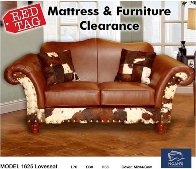 Houston Clearance Furniture: Noah Manufacturing Loveseat