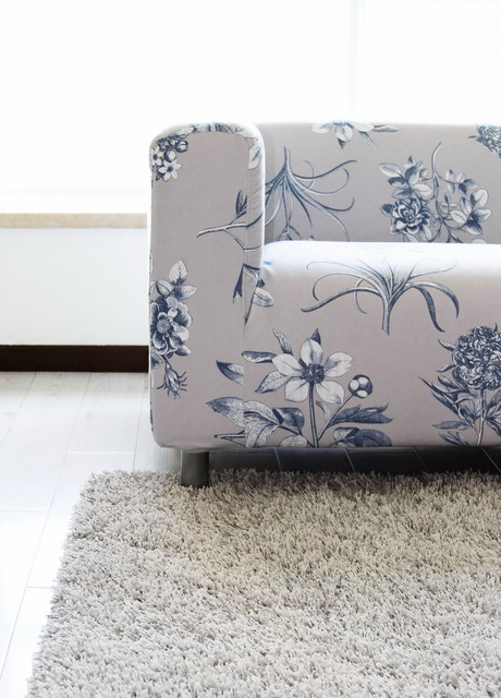 Floral Couch Covers