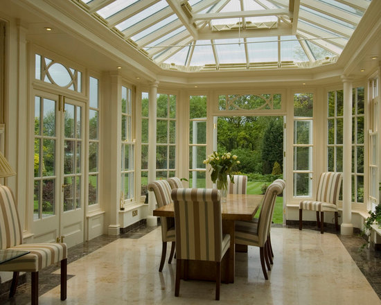 Dining Room Orangery - Photo by James Licata