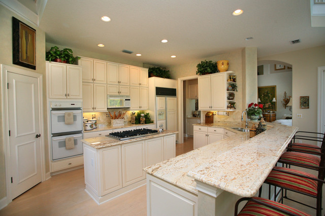 Design + Build by OTM Designs & Remodeling Inc. contemporary-kitchen