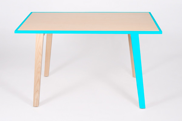 Modern Dining Tables by Moisés Hernández