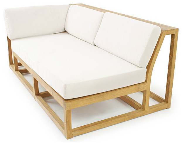 Maya Right Side Sectional Modern Outdoor Sofas