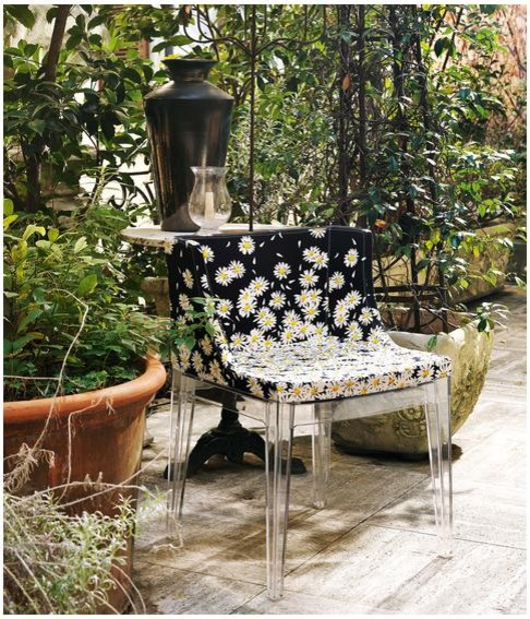 Mademoiselle Chair 1 Kartell - Modern - Armchairs And Accent Chairs - by Surrounding - Modern ...