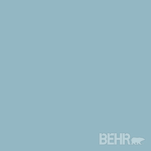 BEHR® Paint Color Tahoe Blue PPU13-9 - Modern - Paint - by BEHR®