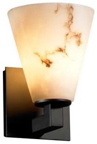 LumenAria Modular Cone Wall Sconce contemporary-wall-lighting