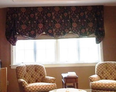 Roman shades by JMittman Designs traditional-roman-shades
