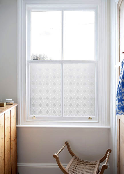 Pearl Window Film contemporary-window-treatments