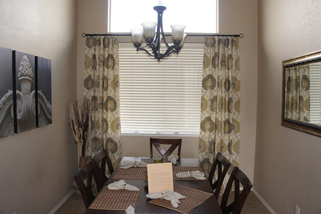 Custom Window Treatments eclectic-curtains