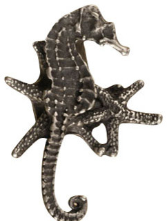 Seahorse/Starfish Cluster modern-cabinet-and-drawer-knobs